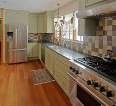 this design depends on kitchen layout so make sure there is one