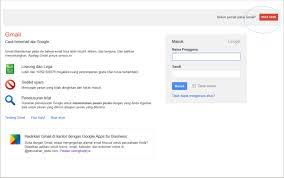buat akun google facebook cara membuat akun google daftar email baru di gmail cara ririn