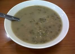 cara membuat bubur kacang ijo empuk cara memasak bubur kacang ijo yang empuk