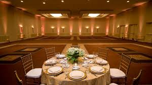 Banquet Table Meeting And Event Space In Culver City U2013 Doubletree La Westside