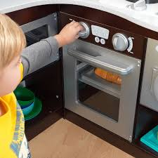 amazon com kidkraft grand espresso corner kitchen toys u0026 games