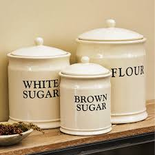 white kitchen canisters popular kitchen canister sets