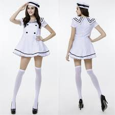 new halloween cosplay costumes female navy cosplay dress women