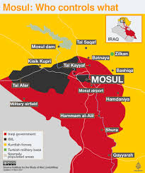 Iraq Map World by Iraqi Forces Retake Two Key Areas In West Mosul News Al Jazeera