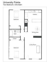 two bedroom two bath house plans 2 bedroom house plans pdf savae org