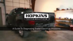 Ford Diesel Truck Electrical Problems - hopkins manufacturing diagnosing trailer electrical problems