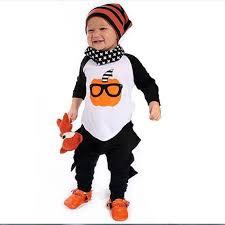 Toddler Boy Halloween Costume Aliexpress Buy 2017 Fashion Pattern Baby Clothing