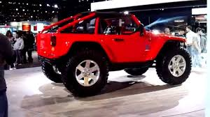 new jeep truck 2010 jeep concept truck youtube