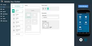 Spreadsheet Builder Mobile App Builder Build A Mobile App In 5 Steps Bluemix Blog