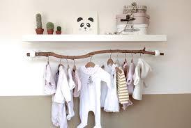 dressing chambre bebe un nid pour bébé chambre vintage douceur