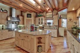 rustic kitchen island rustic kitchen with flush light kitchen island in los ranchos