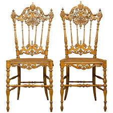 chiavari chair for sale pope leo xiii chiavari chairs for sale at 1stdibs