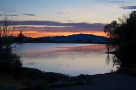 Layton Utah Map by Andy Adams Reservoir Bass Fishing