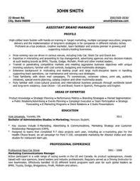 Resume Sample For Assistant Manager by Click Here To Download This Operations Manager Resume Template