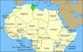 tunisia map al akhbar us