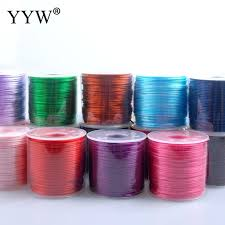 thread cord bracelet images 50m 1 5mm polyamide cord nylon thread cord plastic string strap jpg