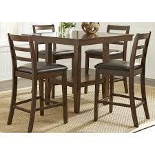 Liberty Furniture Dining Room Sets Furniture Bradshaw 5 Pc Gathering Table Set 32 Cd 5gts