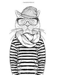 tabby cat coloring pages best coloring books for cat lovers coloring books cat and books