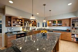 Designer Modern Kitchens Modern Gray Granite Countertops U2013 Trendy And Elegant Kitchen Designs