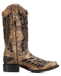 corral womens boots cowgirl boots with hearts bsrjc boots corral