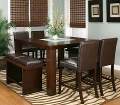 kitchen table square dining table for 6 square pedestal dining