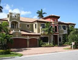 two story luxury mediterranean home plan 32066aa architectural