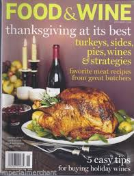 Thanksgiving Meal Deals 16 Best F U0026w Covers Images On Pinterest Wine Magazine Food