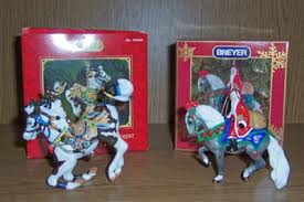 breyer ornaments for sale sold