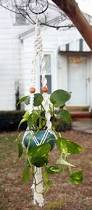 77 best macrame plant hanger images on pinterest macrame plant