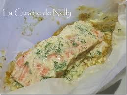 cuisine en papillote saumon en papillote fondue de poireau crème de soja au curry et