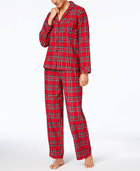 family pajamas s plaid pajama set created for