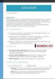 combination resume exles combination resume format 2017