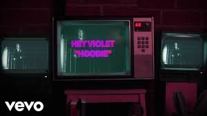 download hey violet u2013 hoodie lyric video mp3 vevo