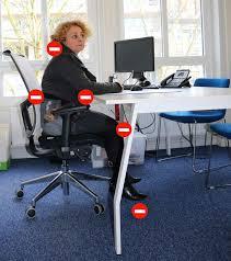 bonne position au bureau nos conseils pour adopter une bonne posture au bureau