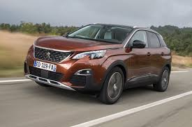 peugeot automatic diesel cars for sale peugeot 3008 1 6 thp 165 eat6 allure 2017 review by car magazine