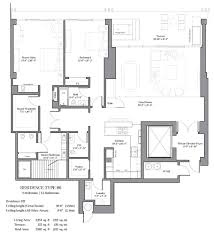 Ritz Carlton Floor Plans by The Ritz Carlton Residences Miami Beach Condo 4701 N Meridian