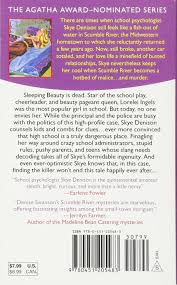 murder of a sleeping beauty scumble river mysteries book 3