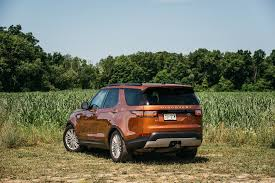 ford range rover an orange 2017 land rover discovery joins the four seasons fleet