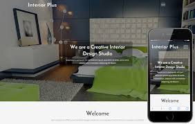 home interior website interior plus a interior and furniture bootstrap responsive web