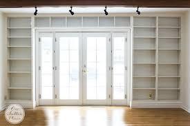 Door Bookshelves by Built In Bookshelves On Sutton Place