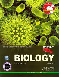 moderns abc of biology for class xi with cd set of 2 parts