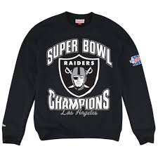 raiders light up christmas sweater team of the year crew los angeles raiders shop mitchell ness nfl