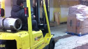 How To Operate Drive A Forklift Forklift Training Lesson Hd