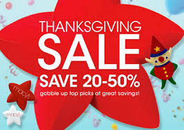 macy s black friday deals live now thanksgiving sale