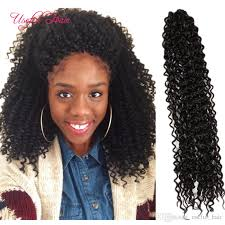 whats the best hair to use for crochet braids 18 curly freetress water wave crochet hair extensions free tress