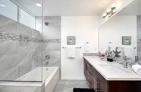 contemporary bathrooms ideas bathroom inspiring contemporary bathroom with beams decor modern