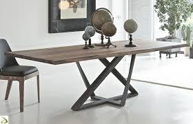 tavoli da design tavolo design da soggiorno millennium di bontempi arredo design