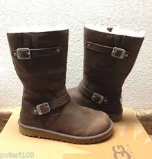 ugg s kensington boots toast ugg youth big kensington toast boot us 5 fit us 7