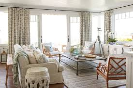Home Decorating Ideas For Living Rooms by Beach House Style Coastal Decorating Tips And Tricks