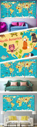 best 25 world map for wall ideas on pinterest world map wall animals world map for kids room 794 world map wall decal